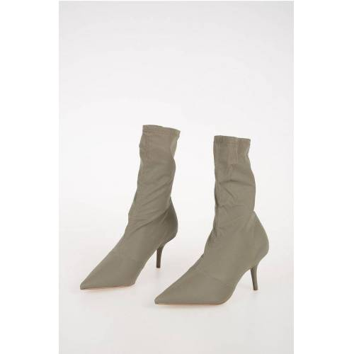 Yeezy SEASON 7 7cm Stretch Sock Boots Größe 37,5