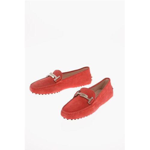 Tods suede Bit loafers Größe 38