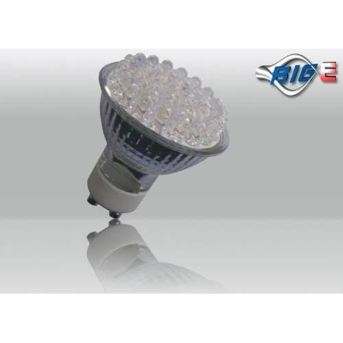 LED 38 GU10 Strahler 230 V weiß