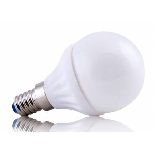 Heitronic LED Leuchtmittel Mini Birne Tropfen E14 4W 320 Lumen opal warmweiß