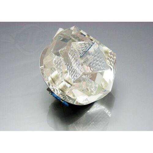 LC Light Kristall Einbaustrahler G4 8-eckig