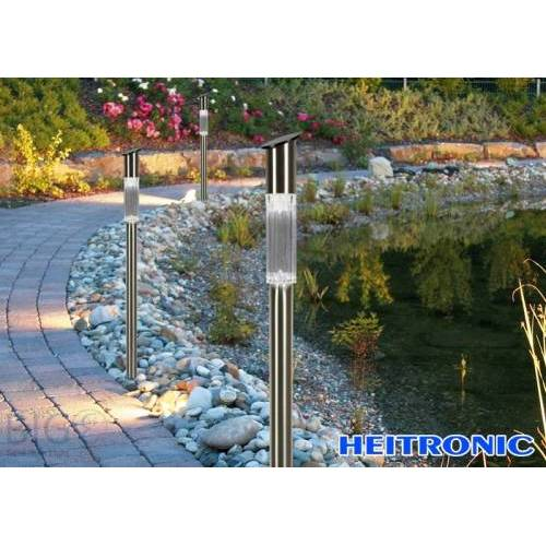 Heitronic Solar LED Leuchte Tom 3er Set 36247