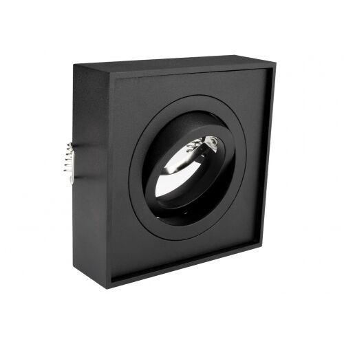 Kanlux Einbaustrahler Mini Gord DLP schwarz eckig