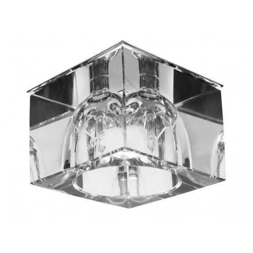 Kanlux Kristall Einbaustrahler G4 4-eckig TAZA CTX DS-20