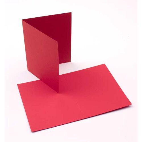 Packlinq Glückwunschkarten Rot 17,8x12,4cm