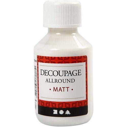 Packlinq Découpage-Lack, Matt, 100ml
