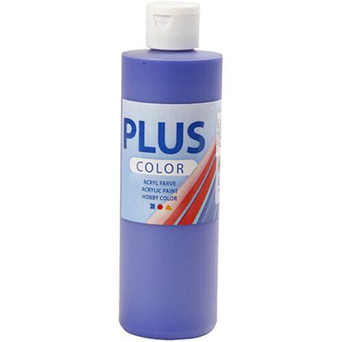 Packlinq Plus Color Bastelfarbe, Ultramarinblau, 250ml