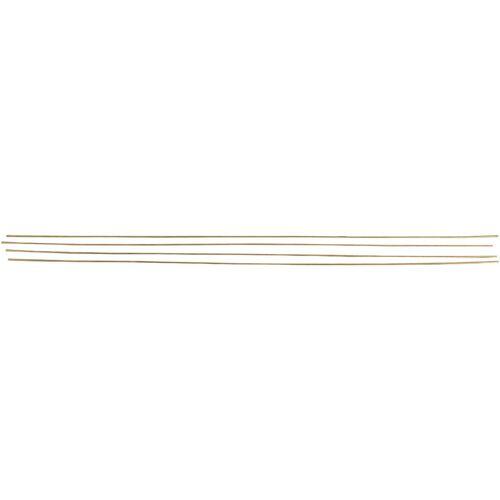 Packlinq Metallstange, L 45 cm, D: 2 mm, Kupfer, 5Stck.