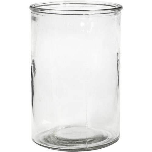 Packlinq Kerzenglas, H 14,5 cm, D: 10 cm, 6Stck.