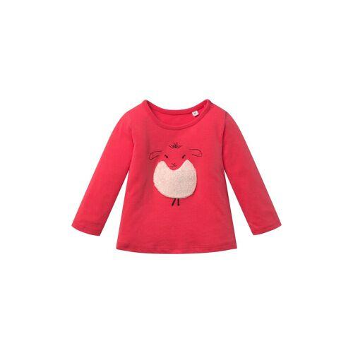 TOM TAILOR Baby Artwork-Shirt mit Rückenfalte, rot, Gr.62