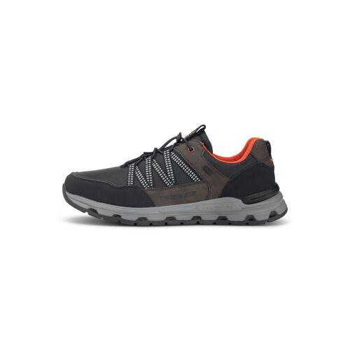 TOM TAILOR Herren Trekking Sneaker, grün, Gr.41