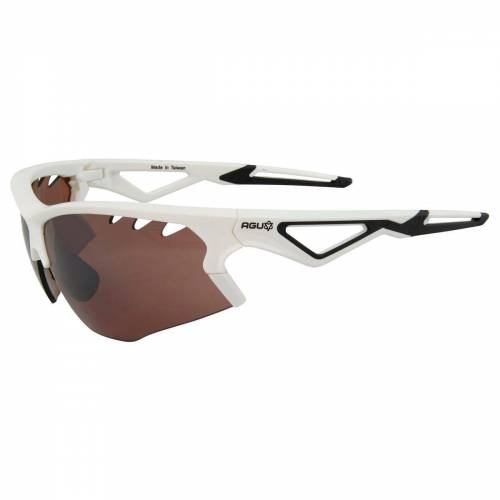 AGU Stark Hd Brillen Weiß