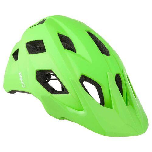 AGU Xc Mtb Fahrradhelme Grün