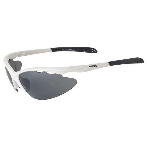 AGU Takatsu Brillen Weiß