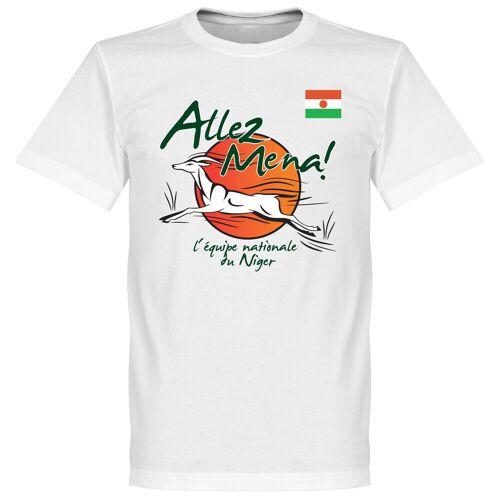 Retake Niger Team Fahne T-shirt - M