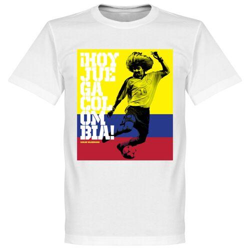 Retake Valderama T-Shirt - weiß - L