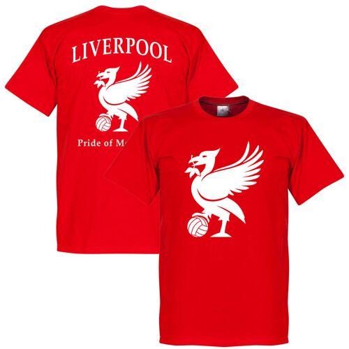 Retake Liverpool Pride KIDS T-Shirt - rot - 2 Years