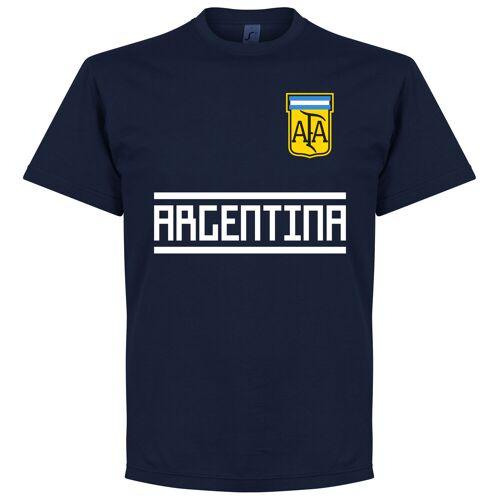 Retake Argentinien Team T-Shirt - navy - L