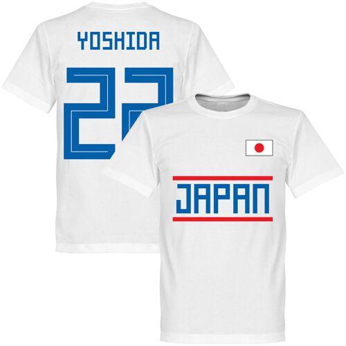 Retake Japan Yoshida 22 Team T-Shirt - weiß - XXL