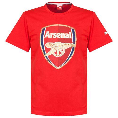 Puma Arsenal Fan T-Shirt - rot 2014 2015 - S