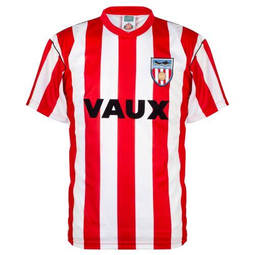 Score Draw Sunderland Home Retro Trikot 1988-1991 - M