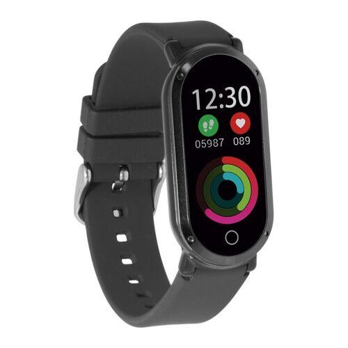 BigBuy Tech Activity-Armband Fitness Band HR3 096 TFT Bluetooth Sch...