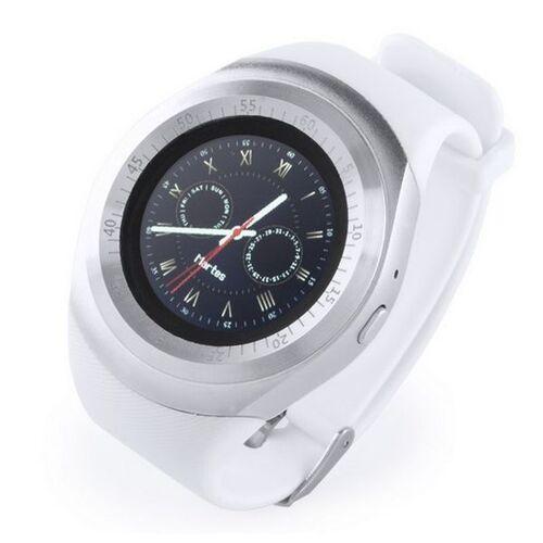 BigBuy Tech Smartwatch 122 LCD USB Bluetooth 145788 Schwarz