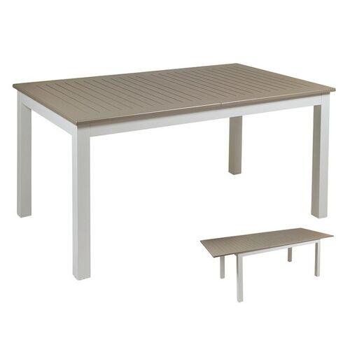 BigBuy Home Asuziehbarer Tisch 151 x 89 x 75 cm