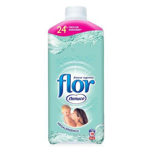 Flor Nenuco Weichspüler Konzentrat 15 L 70 Waschgänge x4