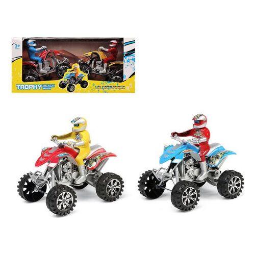 BigBuy Fun Motorrad Trophy Beach Motor 111681 2Er pack