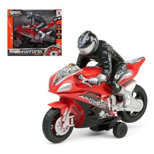 BigBuy Fun Motorrad Speed 111629 Rot