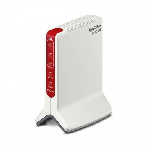 Fritz! Wireless Router Fritz Box 6820 4G LTE 450 Mbps WiFi Weiß