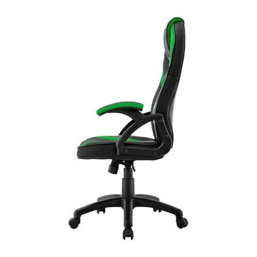 Mars Gaming Gaming-Stuhl Mars Gaming MGC118BG Schwarz grün