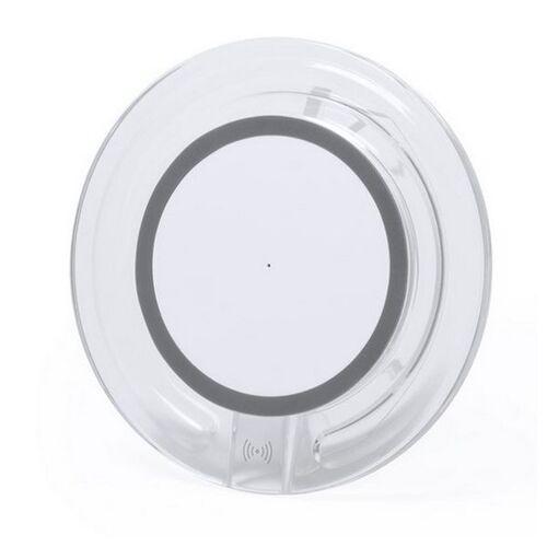 BigBuy Tech Wireless Smartphone Qi Ladegerät 145763 Blau