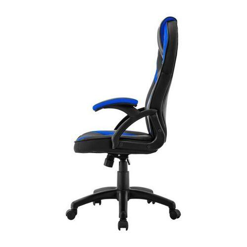 Mars Gaming Gaming-Stuhl Mars Gaming MGC118BBL Schwarz Blau