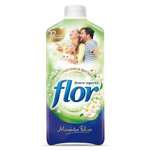 Flor Moments Weichspüler 14 L 64 Waschgänge