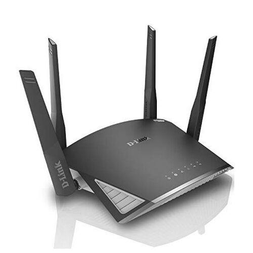 D-Link Wireless Router D-Link DIR-2660 5 GHz Schwarz