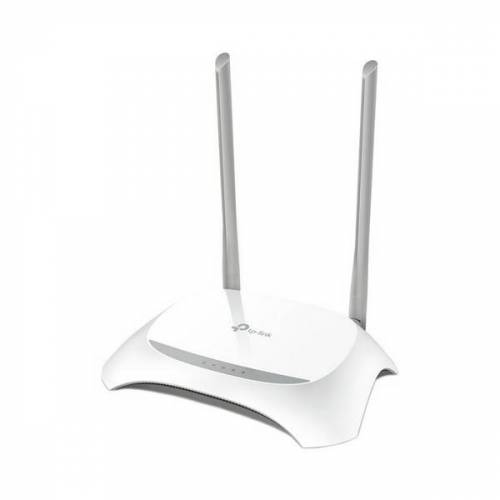 TP-Link Wireless Router TP-Link TL-WR850N 2.4 GHz 300 Mbps Weiß
