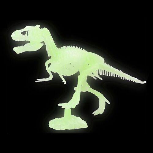 BigBuy Fun Skelett Fluoreszierend 117287