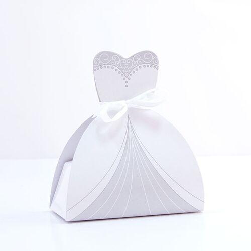 BigBuy Party Hochzeitsgeschenktüten 10er Pack
