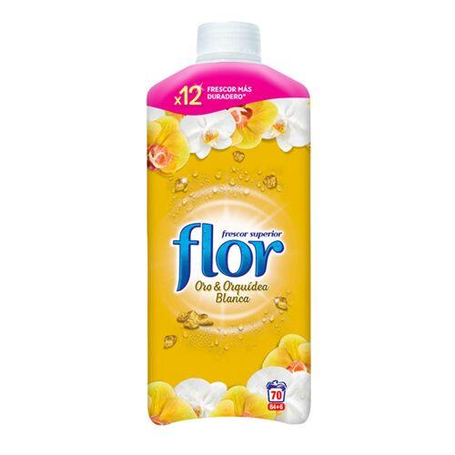 Flor Gold Konzentrierter Weichspüler 15 L 70 Wäschen x4