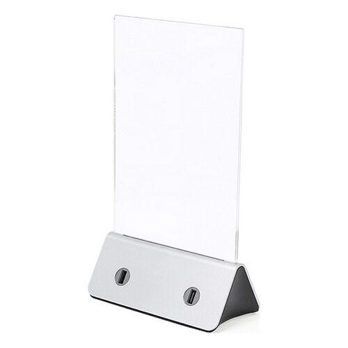 BigBuy Gadget Fotohalter mit Netzteil 10000 Mah Usb 145171