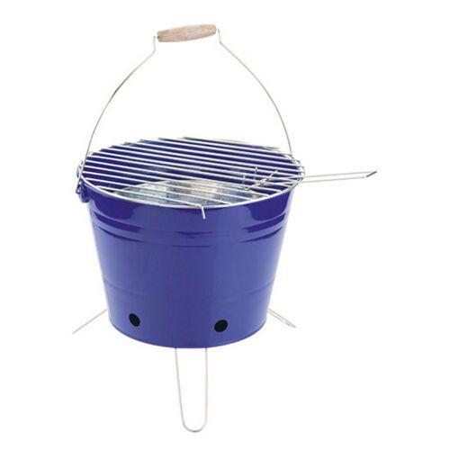 BigBuy BBQ Grill Tragbarer 144437 Rot