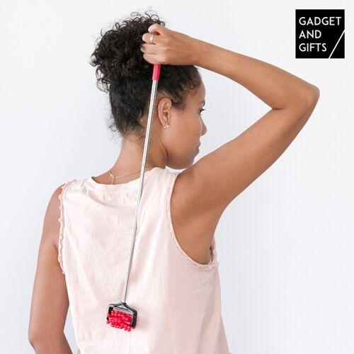 BigBuy Wellness Gadget and Gifts Ausziehbarer Massageroller