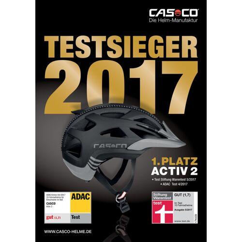 Casco Poster Testsieger Activ-2 2017