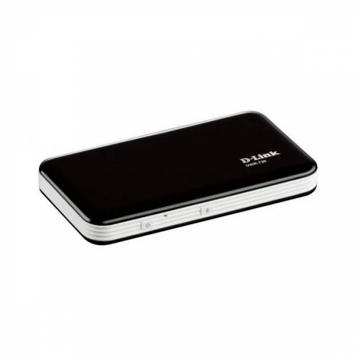D-Link Wireless Router D-Link DWR-730 WIFI 1500 mAh Schwarz Weiß
