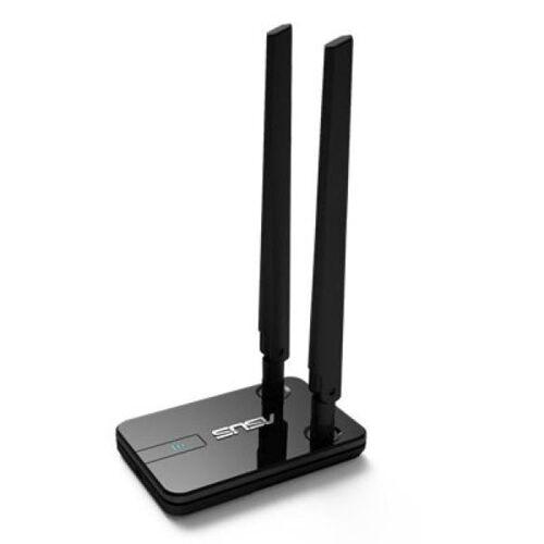 Asus WLAN Netzwerkkarte Asus 90IG0120-BM000 N300 USB 2.0