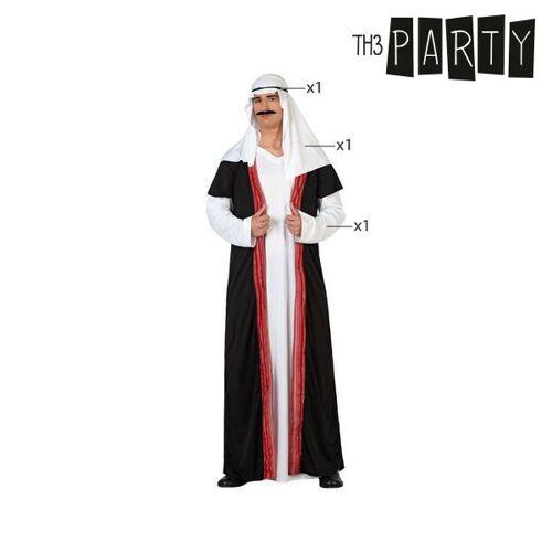 Th3 Party Verkleidung für Erwachsene Th3 Party Arabischer scheich ML