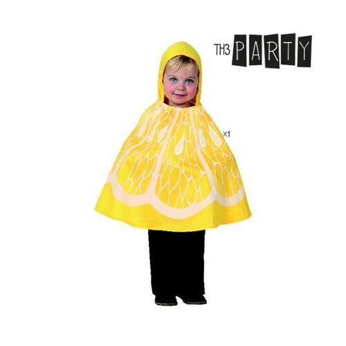 BigBuy Carnival Verkleidung für Babys Th3 Party 1073 Zitronengelb