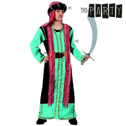 BigBuy Carnival Verkleidung für Kinder Th3 Party 6715 Arabischer scheich